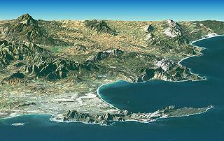 Aires protégées de la région florale du Cap