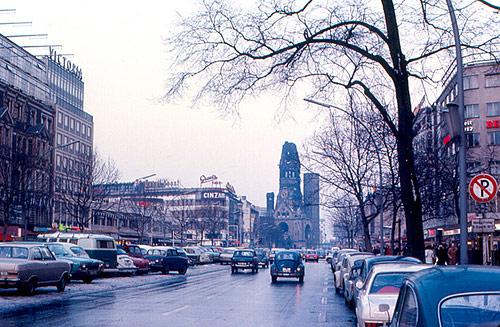 Kurfurstendamm Berlin
