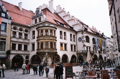 Hofbräuhaus Munich