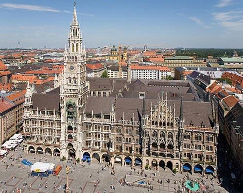 Hôtel de Ville Munich