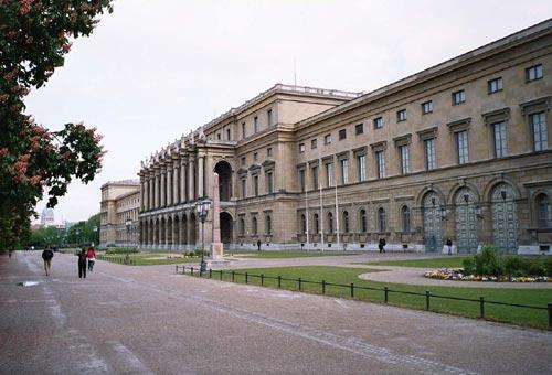 Résidence de Munich