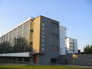 Le Bauhaus et ses sites, à Weimar et Dessau