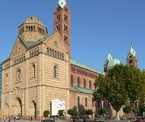 Cathédrale de Spire