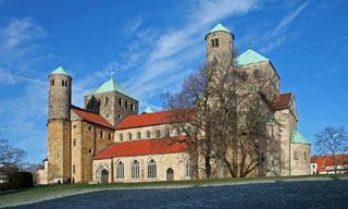 Cathédrale Sainte-Marie et église Saint-Michel de Hildesheim