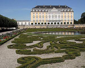Châteaux d'Augustusburg et de Falkenlust, à Brühl