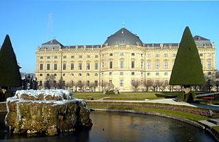 Résidence de Wurtzburg