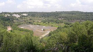 Site fossilifère de Messel