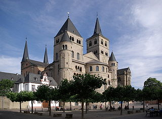 Trèves : monuments romains, cathédrale Saint-Pierre et église Notre-Dame
