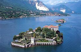 Lac majeur Italie les iles Borromées italie du nord informations ...