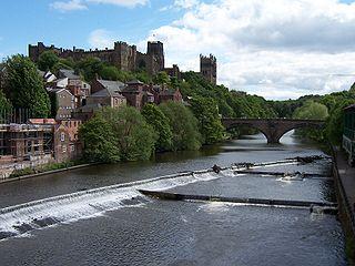 Cathédrale et château de Durham