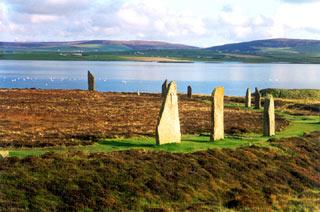 Coeur néolithique des Orcades