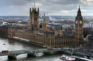 Palais de Westminster, l'abbaye de Westminster et l'église Sainte-Marguerite