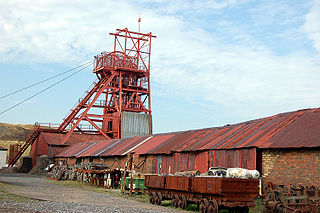 Paysage industriel de Blaenavon