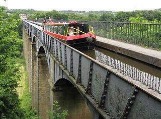 Pont-canal et canal de Pontcysyllte