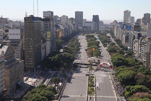 Avenue du 9 Juillet