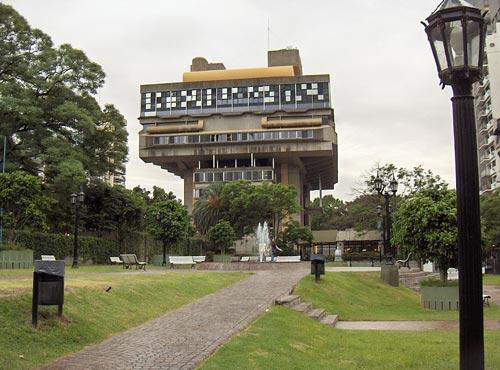 Bibliothèque nationale de la République argentine