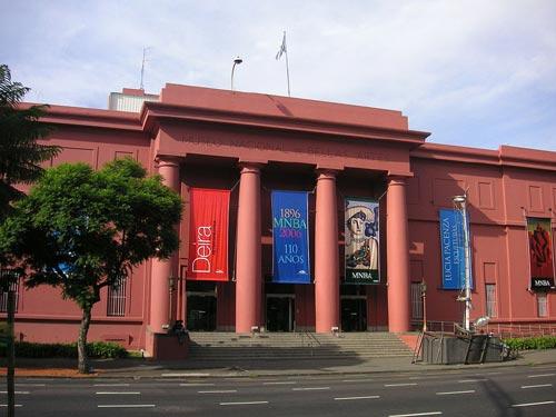 Musée national des beaux-arts d Argentine