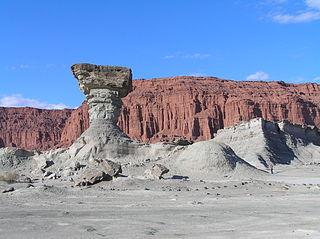 Parc naturel d'Ischigualasto / Talampaya