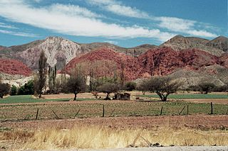 Patrimoine historique Argentine