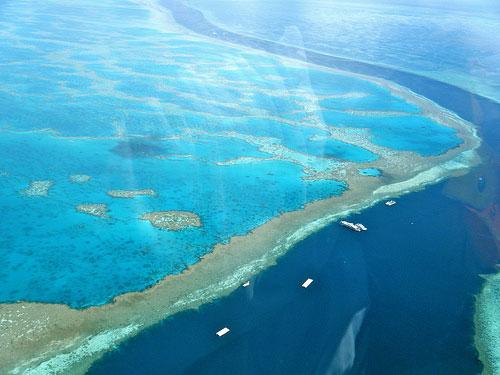 Grande Barrière, Australie