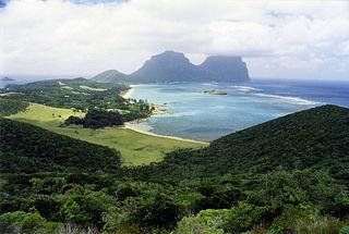 Iles Lord Howe