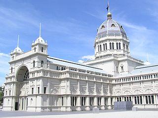 Palais royal des expositions et jardins Carlton