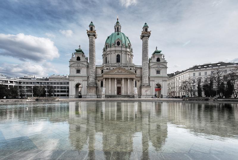 Centre historique de Vienne