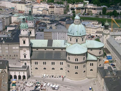 Cathédrale Saint-Rupert Salzbourg