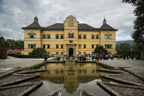 Château de Hellbrunn Salzbourg