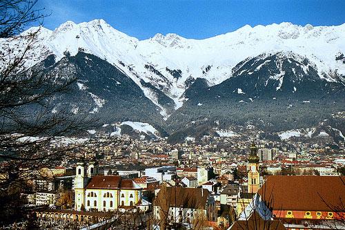 Innsbruck, Tyrol