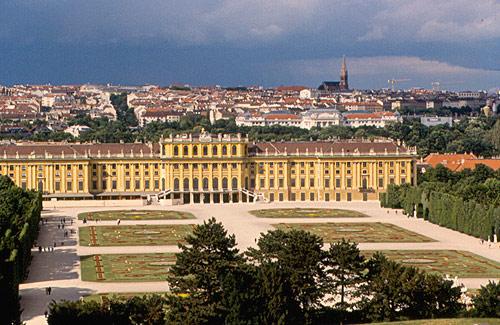 Château de Schönbrunn Vienne