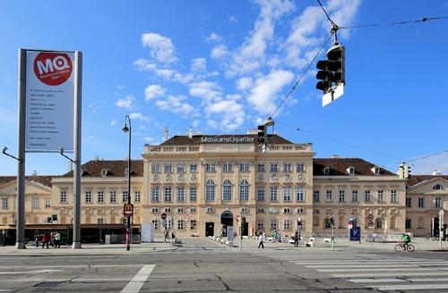 MuseumsQuartier Vienne