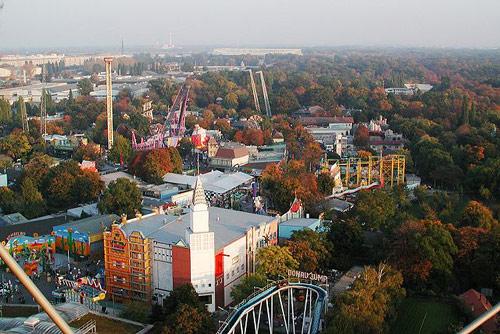 Parc du Prater Vienne