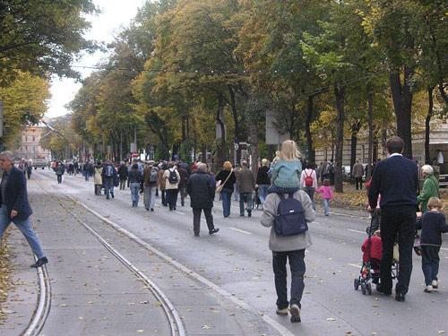 Boulevard du Ring Vienne