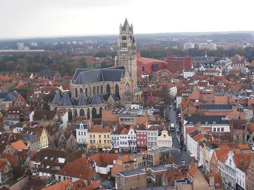 Cathédrale Saint-Sauveur Bruges