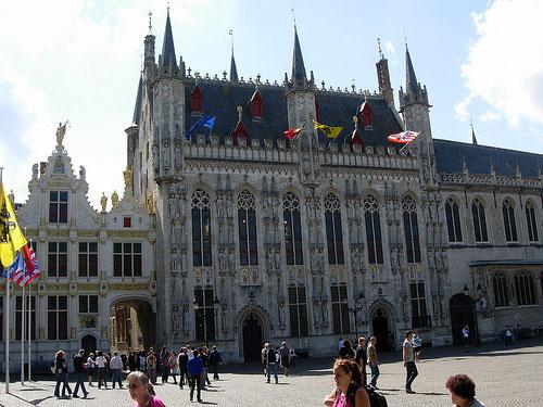 Hôtel de Ville de Bruges