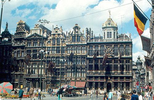 La Grand Place Bruxelles