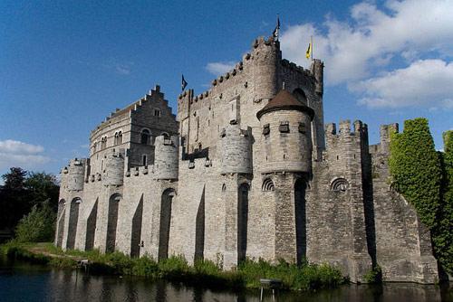 Château des comtes de Flandre, Gand