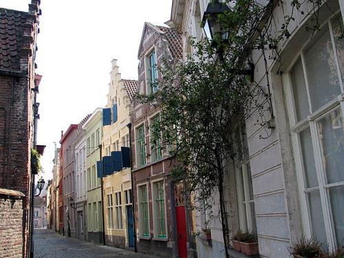 Quartier du Patershol Gand