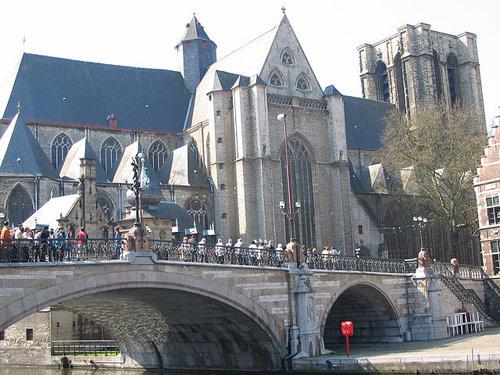 Pont Saint-Michel, Gand