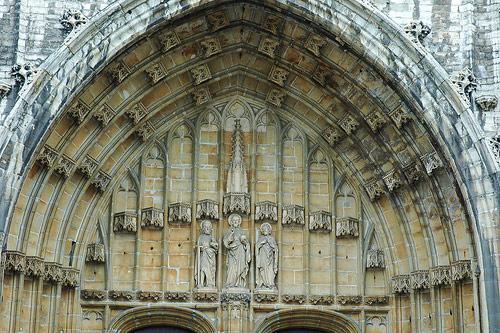 Cathédrale Saint-Bavon Gand