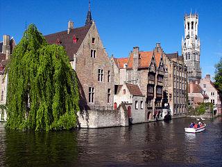 Le centre historique de Bruges