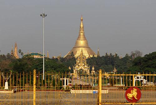 Visiter Rangoon