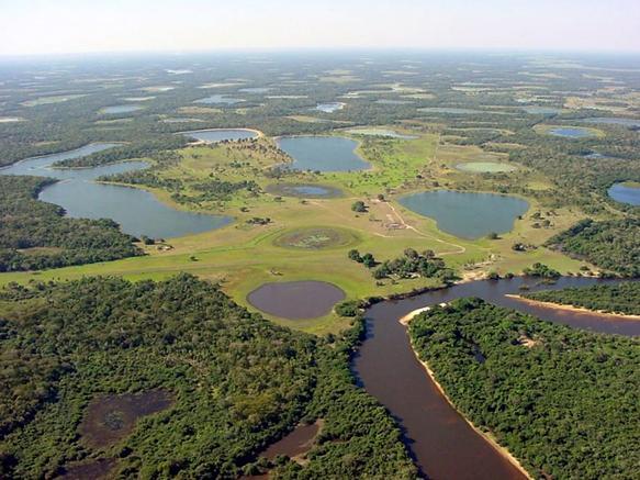 Aire de conservation du Pantanal