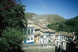 Centre historique de Diamantina