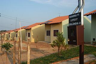 Centre historique de Goias