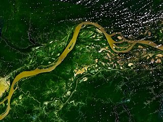 Complexe de conservation de l'Amazonie centrale