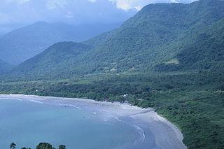 Côte de la découverte : réserves de la forêt atlantique