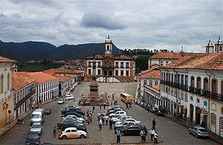 Ville historique d'Ouro Preto