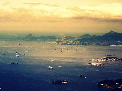 Baie de Guanabara Rio